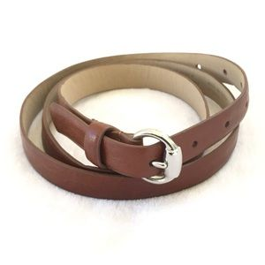 Banana Republic Brown Leather Belt